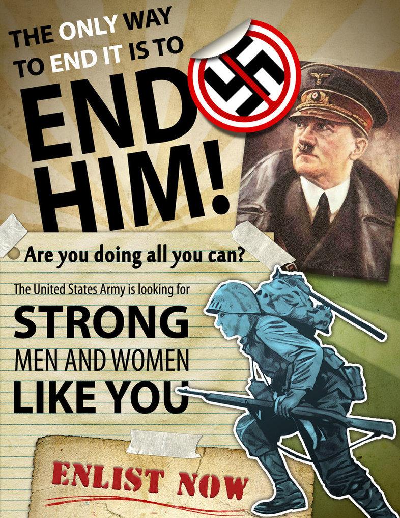 Ww2 Propaganda Posters