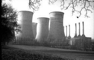 Power Station by Mervyn