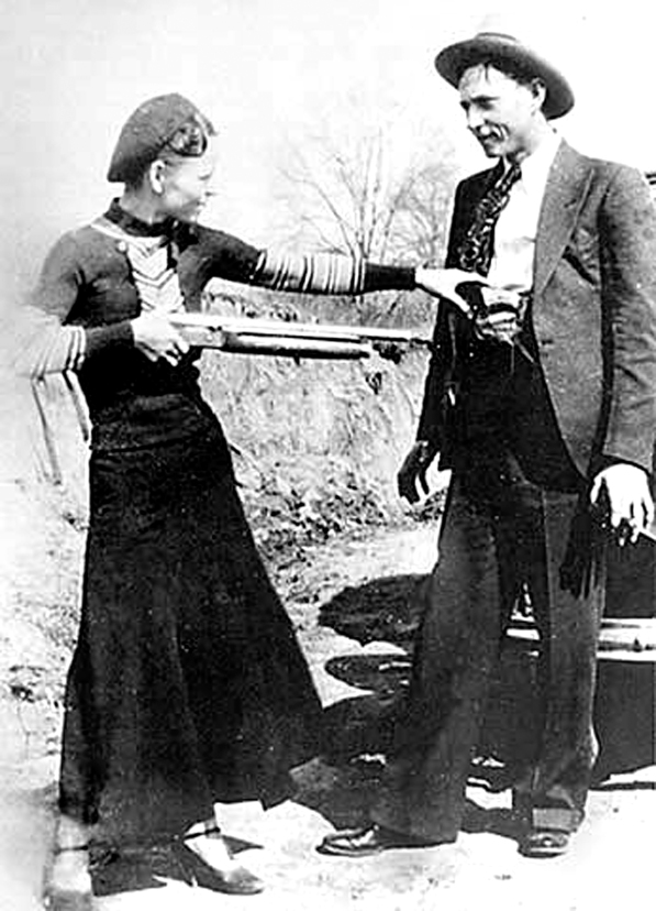 bonnie-and-clyde-with-gun