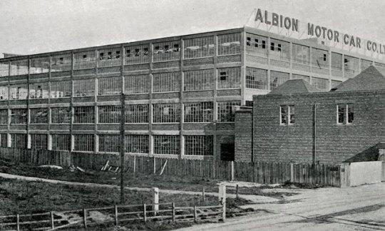 albion-motors