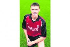 In his Walsall Days