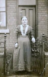 Agnes Hunstone (nee Tranter) b.1851