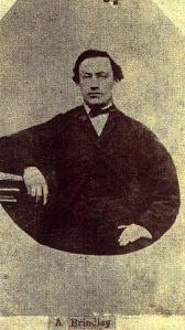 Alfred Brindley  b.1844