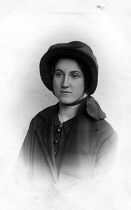 Aunt Annie Cope nee Griffiths