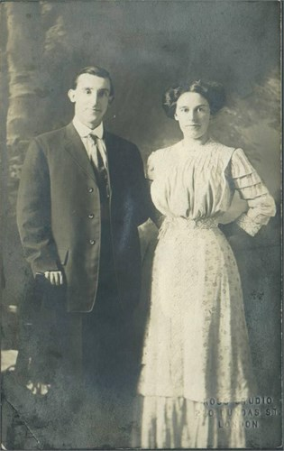 Charles  and Elizabeth Griffiths.