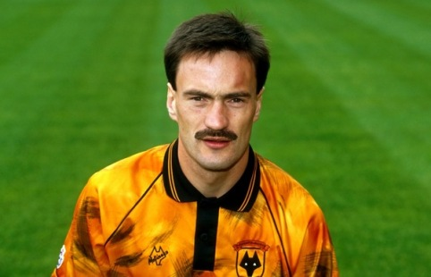Derek Mountfield, Wolverhampton Wanderers